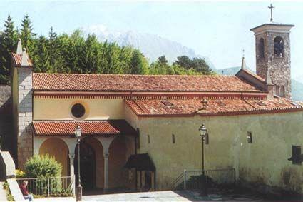 Il convento dell'Annunciata di Pianborno